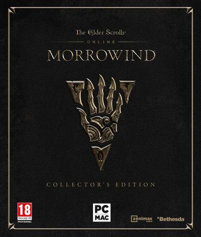 The Elder Scrolls Online Morrowind Digital Collectors Edition