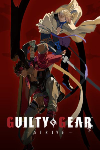 GUILTY GEAR STRIVE Deluxe Edition