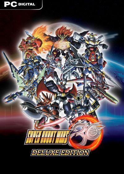 Super Robot Wars 30 Deluxe Edition