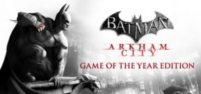 Batman Arkham City: Game of the Year Edition is $4 (80% off)