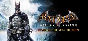 Batman Arkham Asylum: Game of the Year Edition is $5 (75% off)