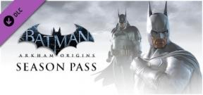 Batman Arkham Origins Season Pass is $5 (75% off)