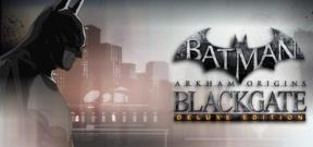 Batman™: Arkham Origins Blackgate - Deluxe Edition is $5 (75% off)