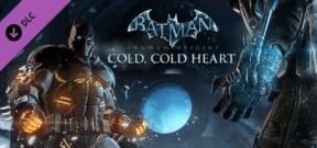 Batman™: Arkham Origins - Cold, Cold Heart DLC is $5 (50% off)