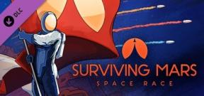 Surviving mars colony design set