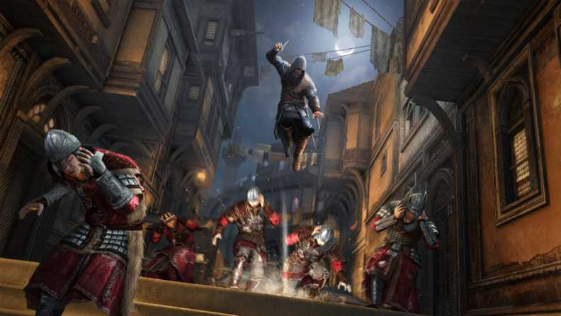ASSASSIN'S CREED® REVELATIONS GOLD EDITION