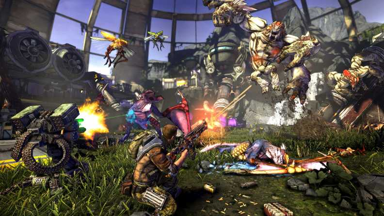 Borderlands: Game of the Year Enhanced Steam Key GLOBAL ...