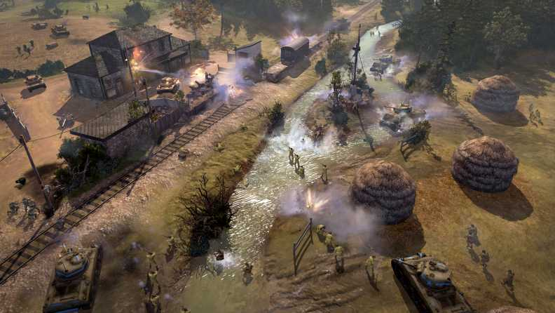 Buy Company Of Heroes 2 The Western Front Armies Steam Key