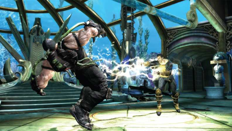 Buy Injustice: Gods Among Us Ultimate Edition Steam Key ...