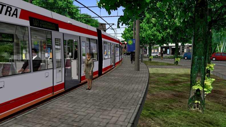 Gelsenkirchen strassenbahn essen Essen Stadtbahn