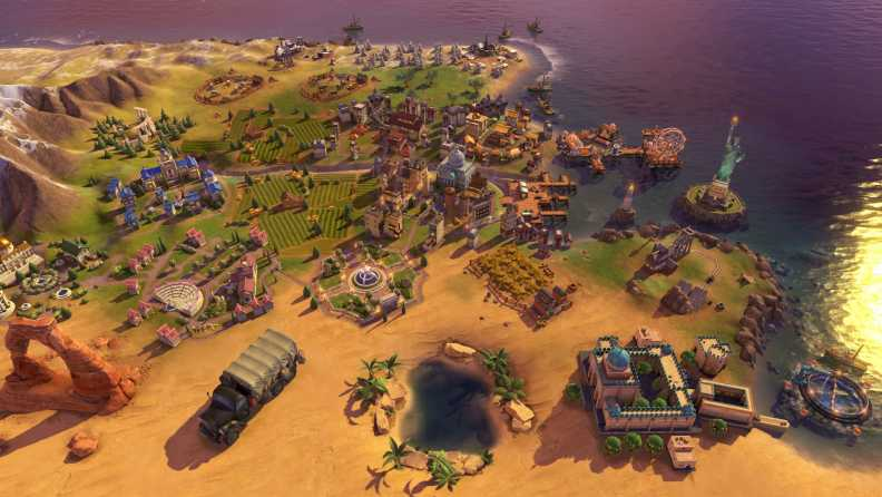 Buy Sid Meier S Civilization Vi Rise And Fall Steam Key Instant Delivery Steam Cd Key